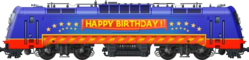 Happy Birthday (Locomotive)