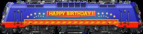 Happy Birthday (Locomotive)