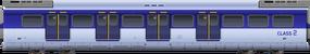 MTR 2nd class