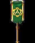 Mechano-flag I