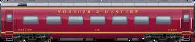 N&W 2nd class