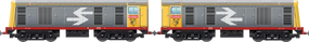BR Class 20 Double (Grey)