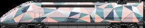 Crystalline Tail
