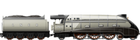 LNER A4 Argent