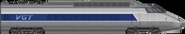 Old TGV Atlantique