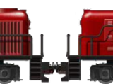 Alco RS3 Double