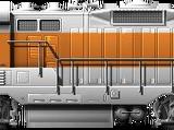 EMD GP7 Triple