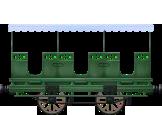 Saxonia 3rd Class