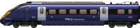 BR Class 395 Tail