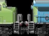 ES44 Hybrid Double