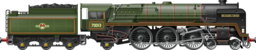Old BR Standard Class 7
