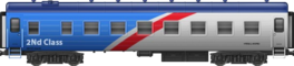 Courier 2nd class