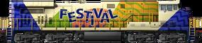 Festival GE BB40-9W