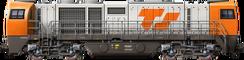 RTS G2000 Orange