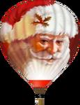 Santa's Balloon
