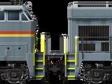 GE BQ23-7 Quad