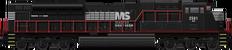 Old EMD SD70ACe