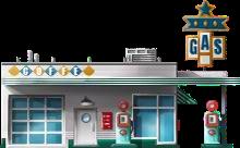 Petrol Station (2016)
