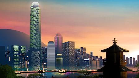 Theme Neo Hong Kong