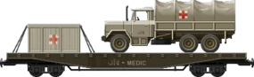 Medevac Carrier
