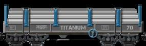 Titanium Shipper
