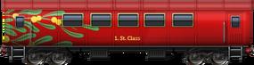 Mistletoe 1st Class