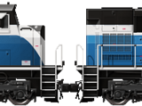 SD90 Grand Northern D