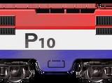 NS Class 1200 Tulip