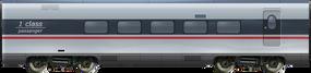CRH400 1st class