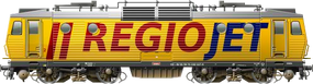 RegioJet Škoda 163