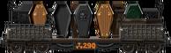 Halloween Coffins