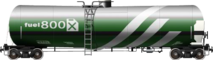 Burlington N. Fuel