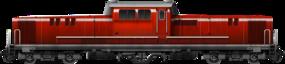 JNR DD51