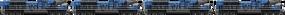 SD70 Blue Bullet