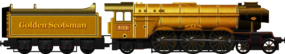 Golden Scotsman
