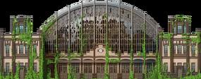 Overgrown Station