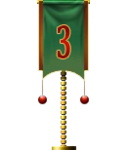 Advent Flag 3 (Gift)