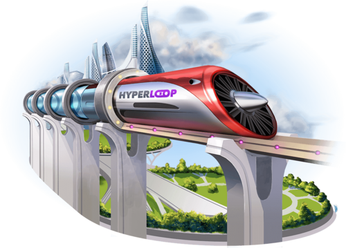 Hyperloop Splash
