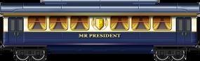 President's Coach