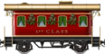 Reindeer 1st class