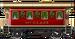 Reindeer 1e Klasse