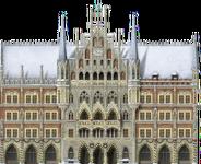 Winter Rathaus