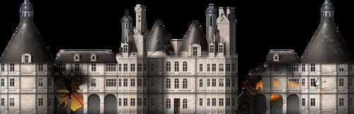 Chambord Castle Full
