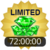 Limited gem offer 72h