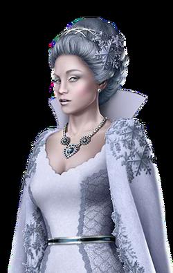 Portrait full Snow Queen (2018)