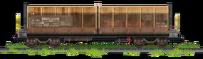 Rusty Dump Wagon