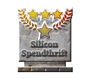 Silicon Spendthrift