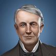 Portrait small Edison (2020)