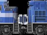 SD80MAC Quad