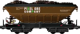 Iron Ore Hopper